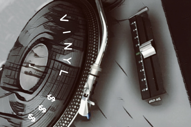 Are Vinyl Sales the Future of the Music Industry