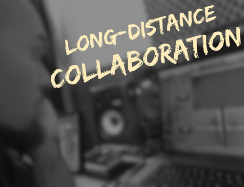 Long-Distance Songwriting Collaboration in the Digital Age