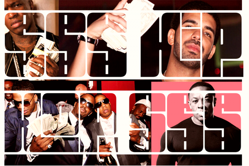 Top 5 Richest Hip-Hop Artists of 2016