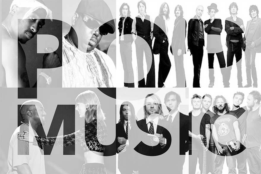 Why Pop Music Rivalries Sell Records, Build Artists, and are Addicting to Read About