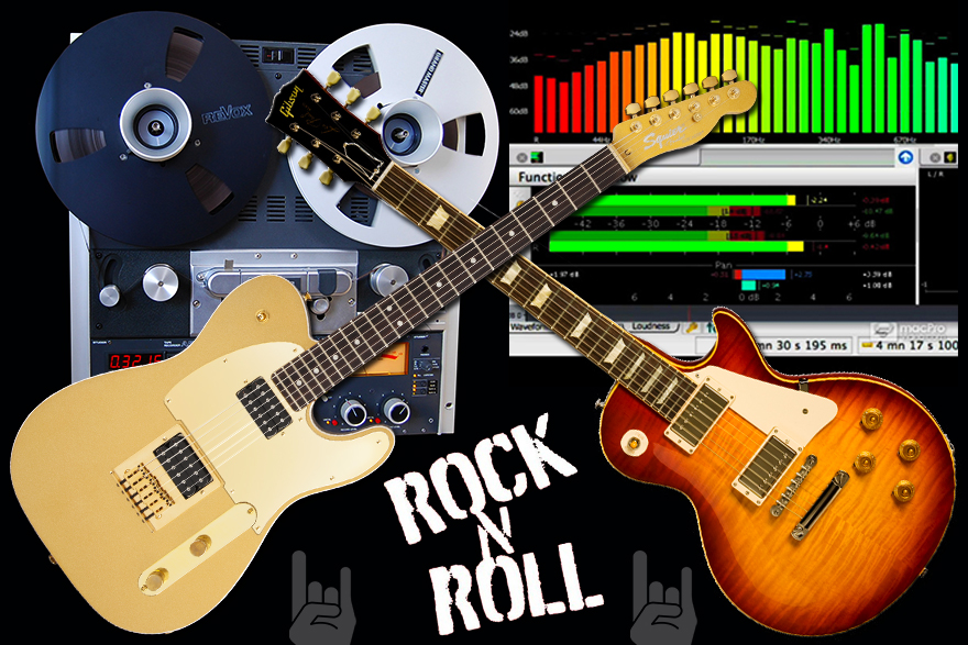 Why Rock Music Won't Give Up the Analog and Digital Tech Debate