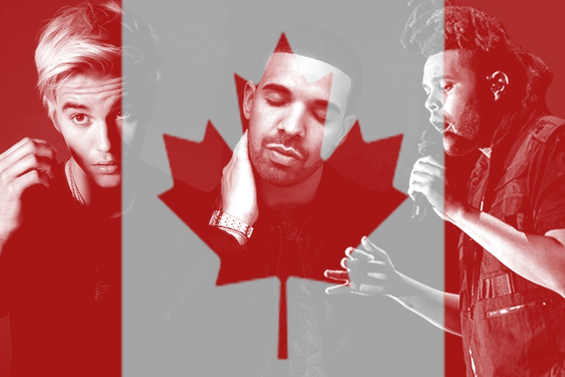 Canada Dominating the World Music Industry
