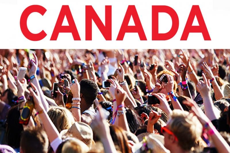 Top 5 Music Festivals in Canada