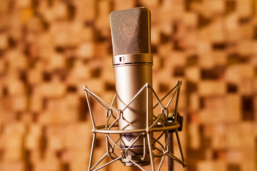 Why the Neumann U87 is the World's Most Famous Mic