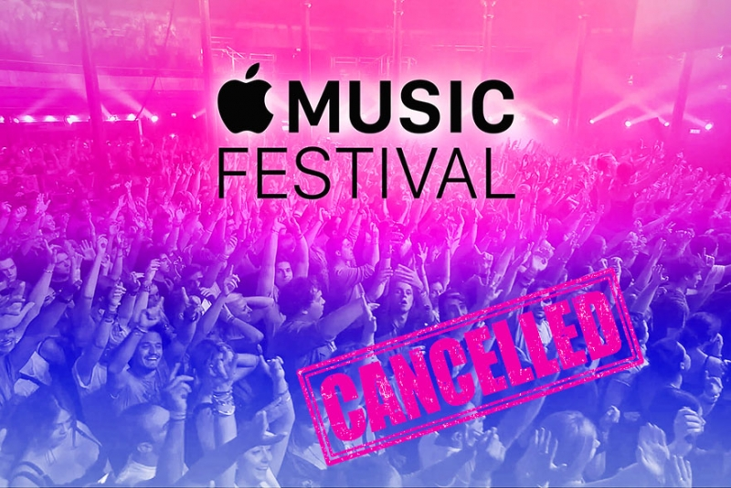 Why Did Apple Cancel the Apple Music Festival/iTunes Music Festival