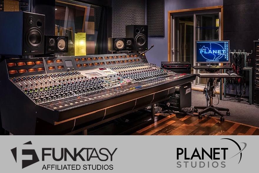 A Look inside Funktasy Affiliated Studios - Planet Studios
