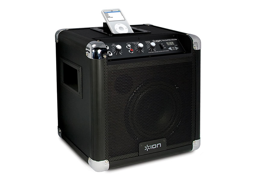 ION Audio Tailgater Portable PA