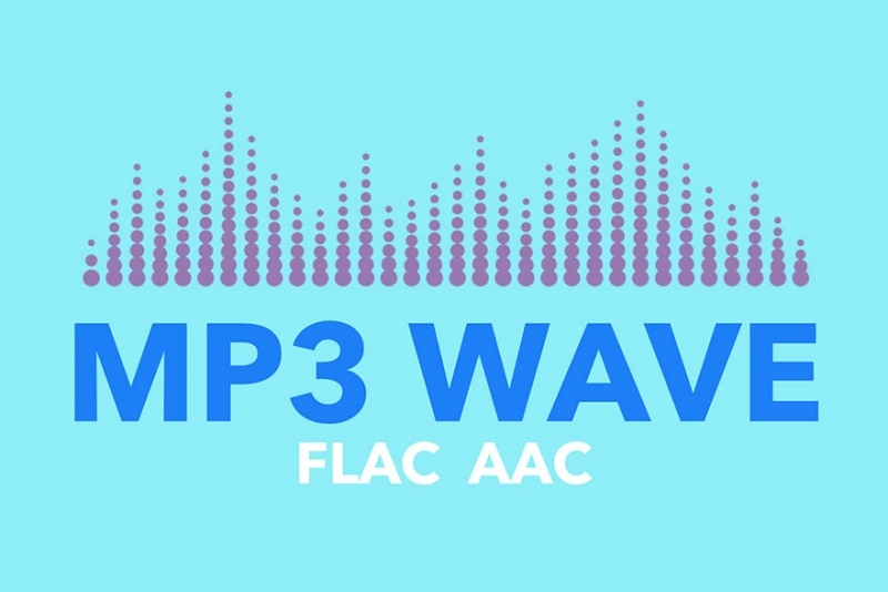 What's the Difference between WAV, MP3, FLAC, and other Audio Formats in Music Production