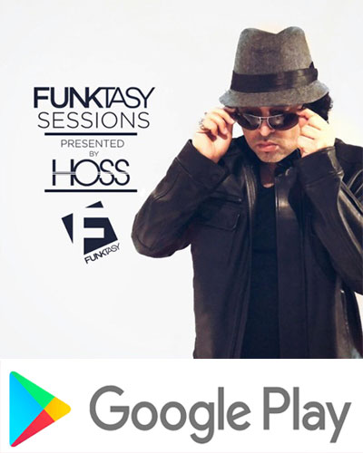 Funktasy Sessions iTunes