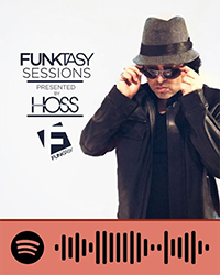 Funktasy Sessions Spotify