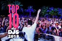 Top 10 Techno DJs of 2019