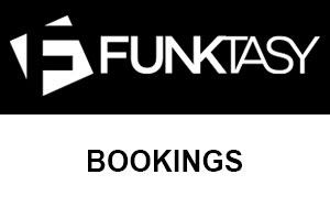 Funktasy Bookings