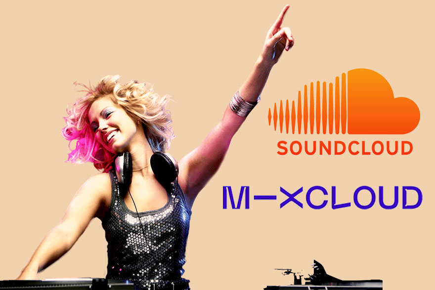 SoundCloud vs Mixcloud