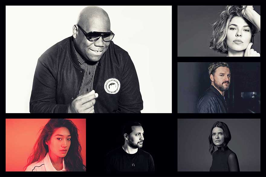 Top 10 Techno DJs of 2021