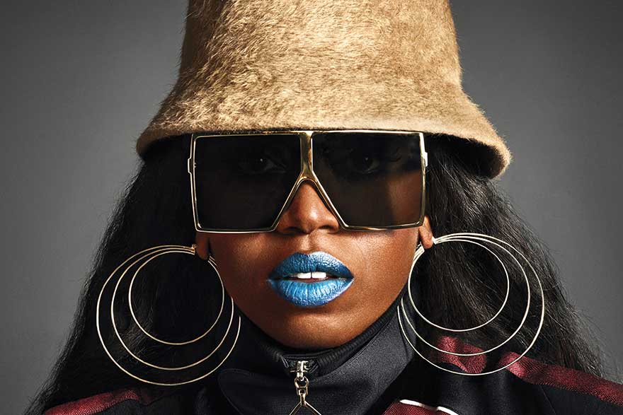 Missy Elliott - The Poster Child of Success